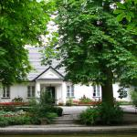 дом семьи Шопена в деревне Желязова Воля