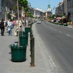Улицы Варшавы