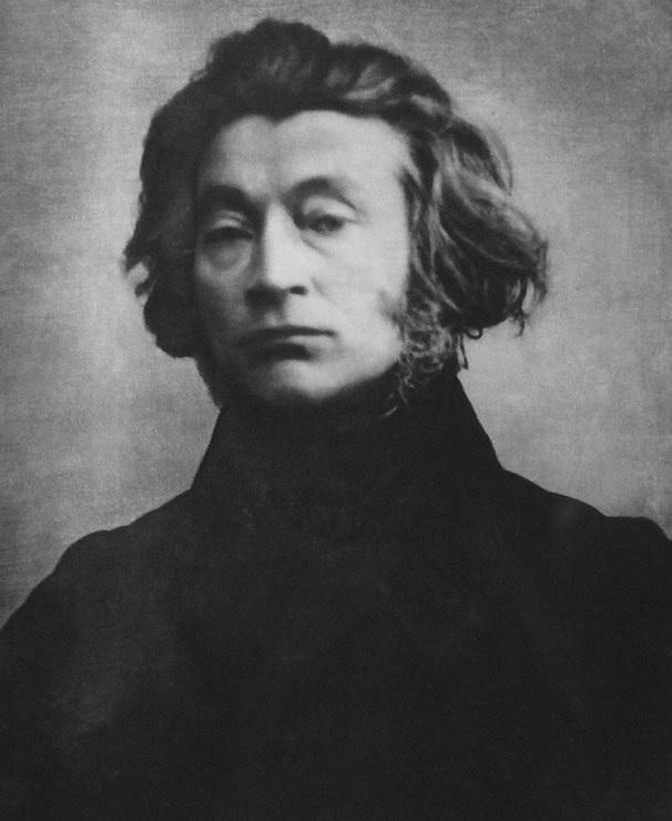 Адам Мицкевич. Дагеротип (1842)