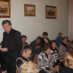 Архиепископ Хенрик Мушинский посетил Польский Дом в Санкт-Петербурге