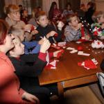 Święty Mikołaj w Domu Polskim