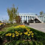 Памятник Варшавского восстания
