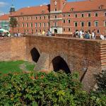 Королевский замок в Варшаве